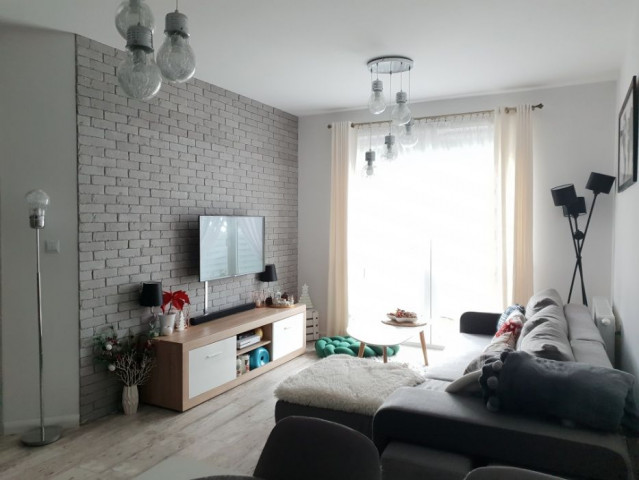 Mieszkanie 2-pokojowe Olsztyn Jaroty, ul. Zbigniewa Herberta 2C