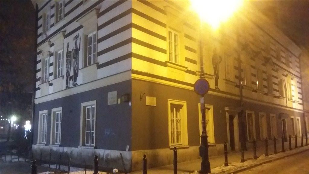 Mieszkanie 1-pokojowe Warszawa Nowe Miasto, ul. Kościelna