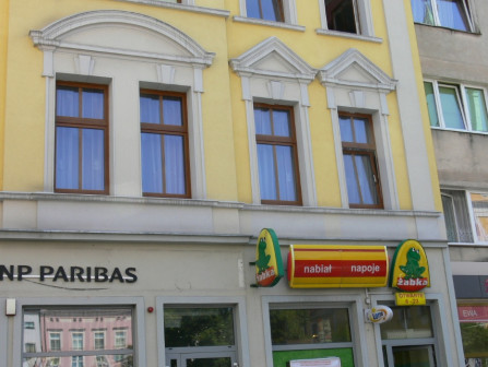 Mieszkanie 3-pokojowe Kluczbork Centrum, ul. Szewska 2