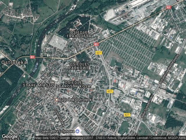 Mieszkanie 3-pokojowe Ostrołęka, ul. Celulozowa 4