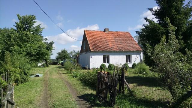 dom wolnostojący, 4 pokoje Osiek, Osiek 2