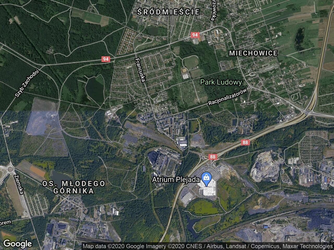 Mieszkanie 1-pokojowe Bytom Miechowice, ul. Energetyki