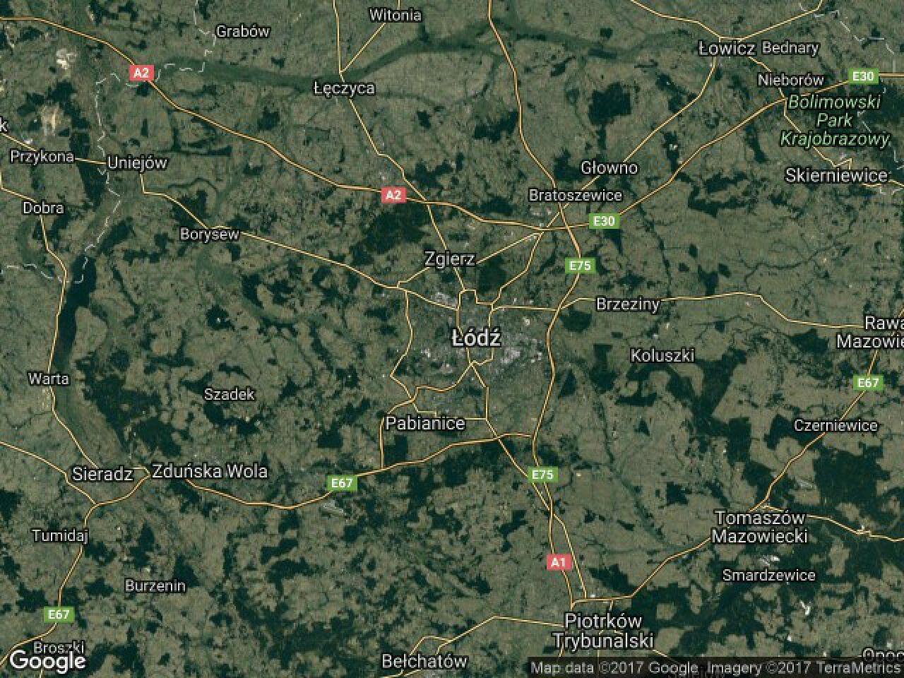 Mieszkanie 3-pokojowe Łódź Polesie