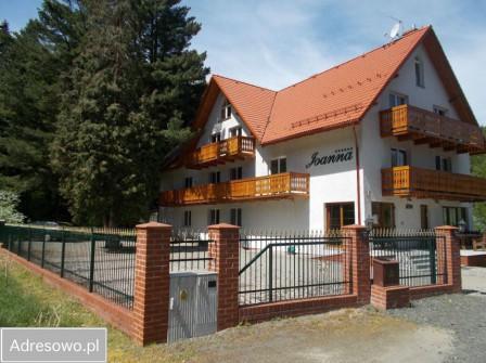 hotel/pensjonat Szklarska Poręba Marysin, ul. 1 Maja 60D