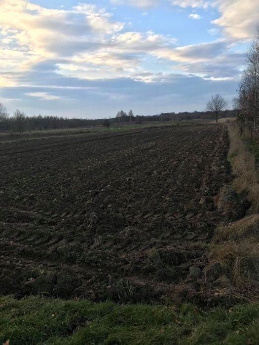 Działka rolno-budowlana Bobrowa