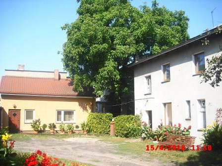 dom wolnostojący, 6 pokoi Wąbrzeźno Centrum, ul. Partyzanta 14
