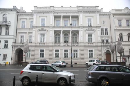Mieszkanie 4-pokojowe Warszawa, ul. Aleje Ujazdowskie 39