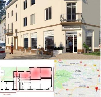 Mieszkanie 3-pokojowe Wieliczka Centrum, ul. Stanisława Moniuszki 4
