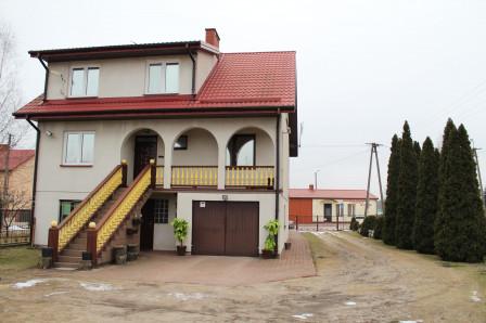 dom wolnostojący, 5 pokoi Lucynów Duży, ul. Jana Kochanowskiego 66