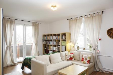 Mieszkanie 1-pokojowe Warszawa Praga-Północ, ul. Karola Linneusza 8