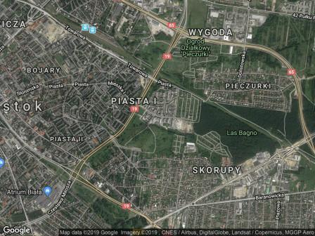 Mieszkanie 4-pokojowe Białystok Piasta, ul. Sybiraków