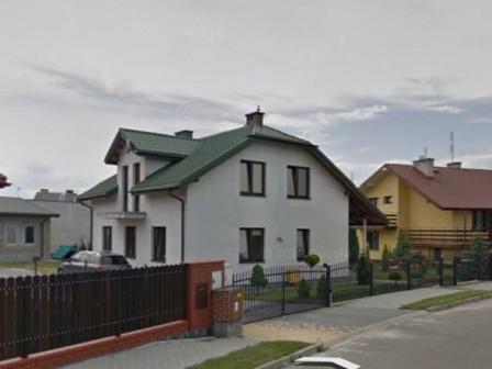 dom wolnostojący, 4 pokoje Łuków Nowy Łuków, ul. Konrada Wallenroda