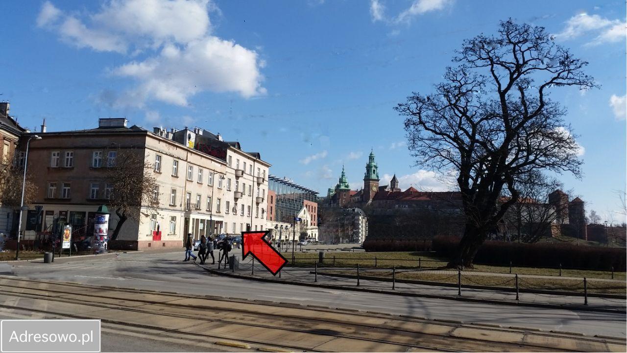 Mieszkanie 3-pokojowe Kraków Stare Miasto, ul. Powiśle