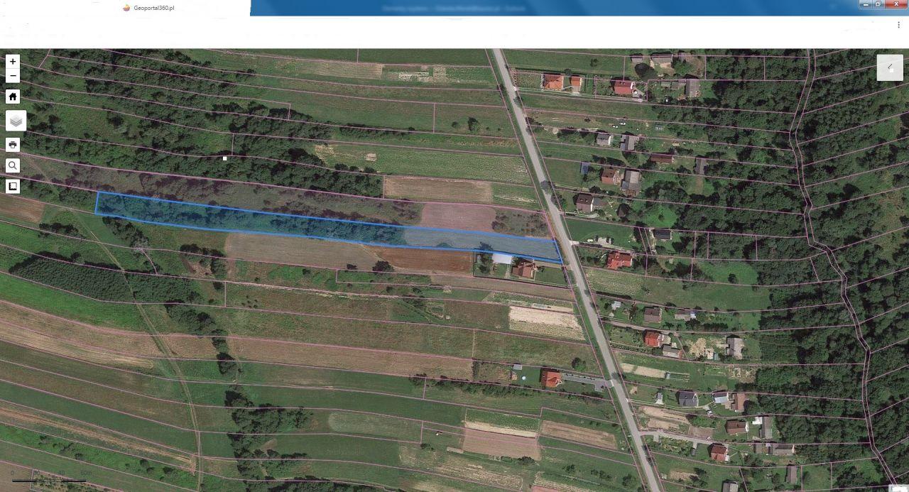 Działka rolno-budowlana Jaworsko
