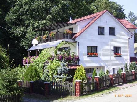dom wolnostojący, 9 pokoi Łagów, ul. Leśna 3