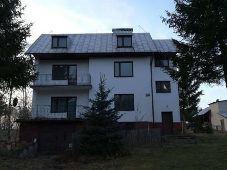 dom wolnostojący, 6 pokoi Wola Bokrzycka