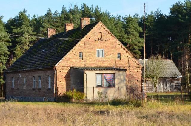 dom wolnostojący Biała Wieś, Biała Wieś 43