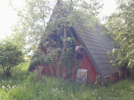 dom letniskowy Przydwórz