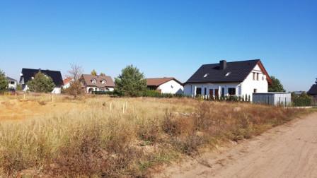 Działka budowlana Łochowice