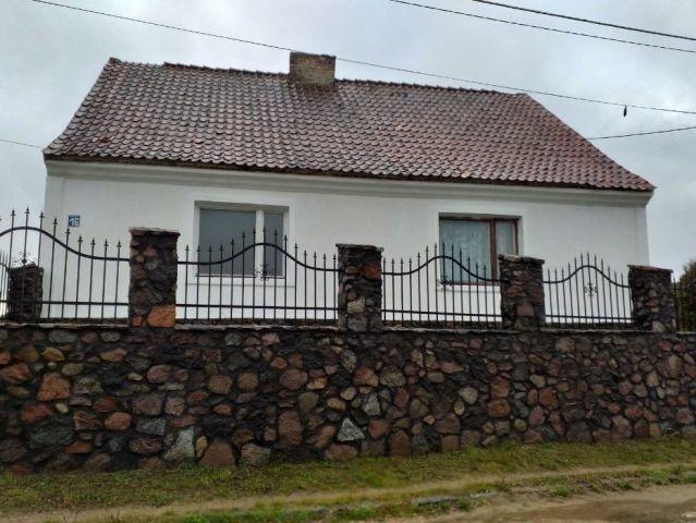 dom wolnostojący, 4 pokoje Przykopka, przykopka