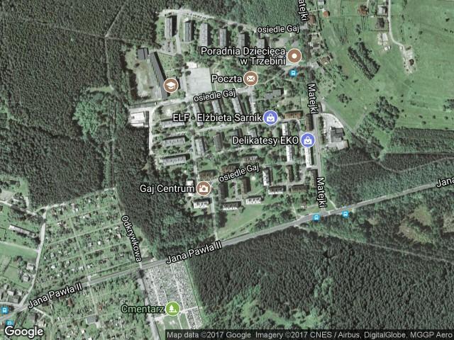 Mieszkanie 2-pokojowe Trzebinia Gaj, os. Gaj 17