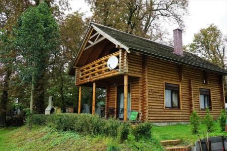 dom wolnostojący Łącko