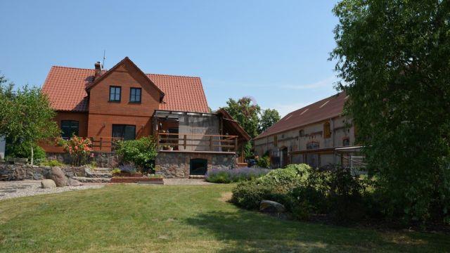 dom wolnostojący, 5 pokoi Nieborowo