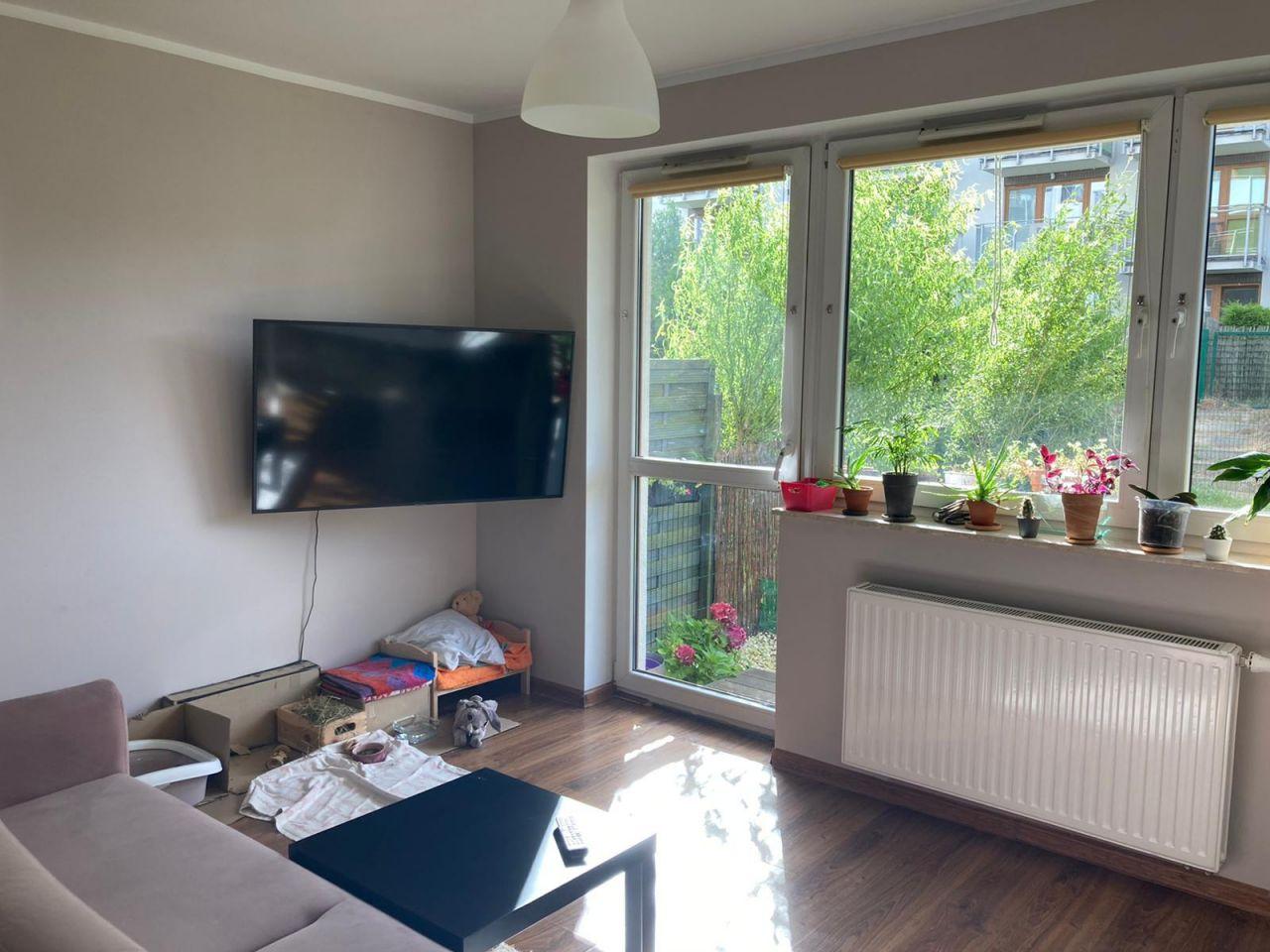 Mieszkanie 2-pokojowe Gdańsk Jasień, ul. Morelowa