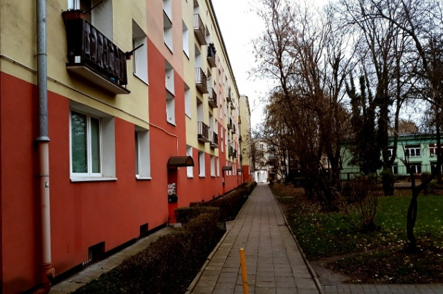 Mieszkanie 2-pokojowe Łódź Polesie, ul. Michała Ossowskiego