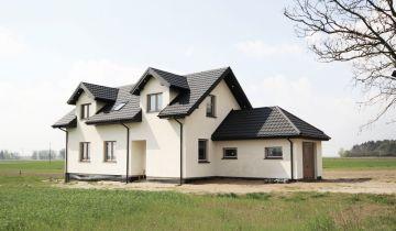 dom wolnostojący, 5 pokoi Złoczew Cegielnia, ul. Cegielniana