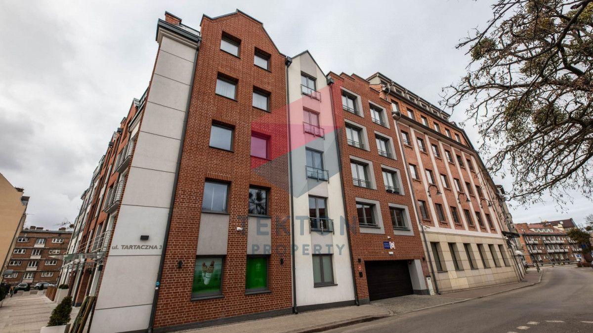 Mieszkanie 1-pokojowe Gdańsk Śródmieście, ul. Tartaczna