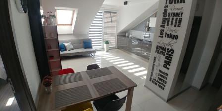 Mieszkanie 3-pokojowe Warzymice, ul. Brzeziny