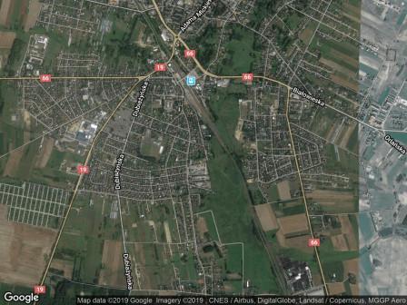 Działka budowlana Bielsk Podlaski, ul. Torowa 38