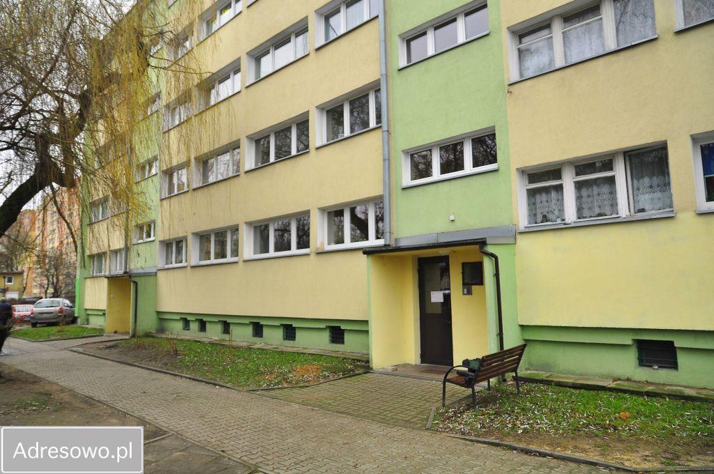 Mieszkanie 2-pokojowe Łódź Dąbrowa, ul. Michała Bałuckiego