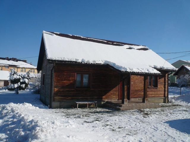 dom wolnostojący, 3 pokoje Zagórz