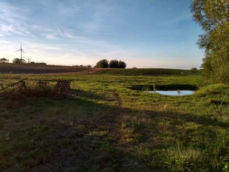 Działka rolna Szczuplinki