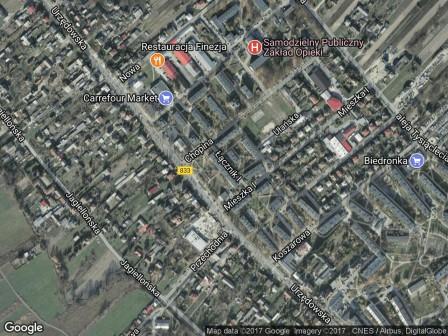 Mieszkanie 1-pokojowe Kraśnik Koszary, ul. Urzędowska 36