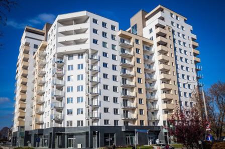 Mieszkanie 1-pokojowe Olsztyn Podgrodzie, ul. Walentego Barczewskiego 1