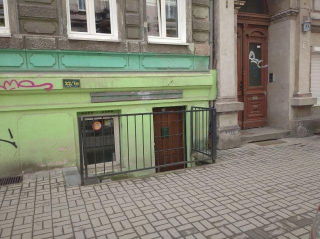 Lokal Wrocław Śródmieście, ul. Wojciecha Cybulskiego
