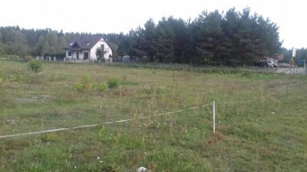 Działka rolno-budowlana Stawiguda, ul. Ogrodowa 11
