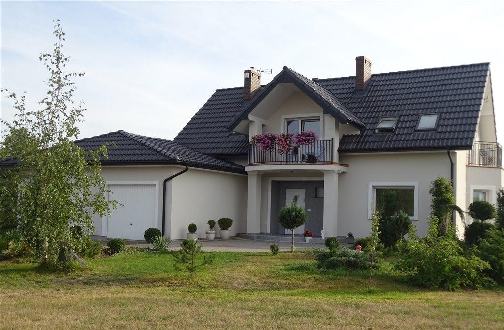 dom wolnostojący, 5 pokoi Tryszczyn