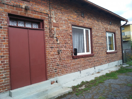 dom wolnostojący Radomsko, ul. ks. Skorupki