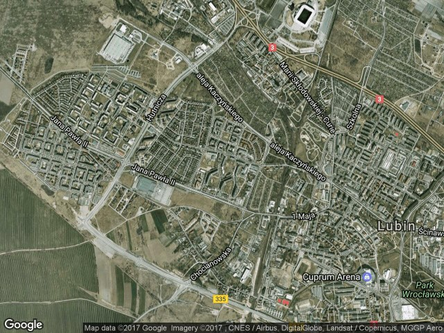 Mieszkanie 2-pokojowe Lubin, ul. Modrzewiowa 17