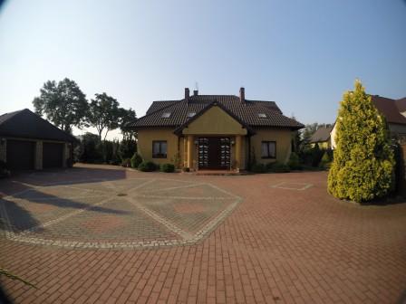 dom wolnostojący, 6 pokoi Lubin Małomice, ul. Małomicka