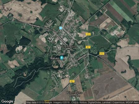 Działka rolna Pakosze