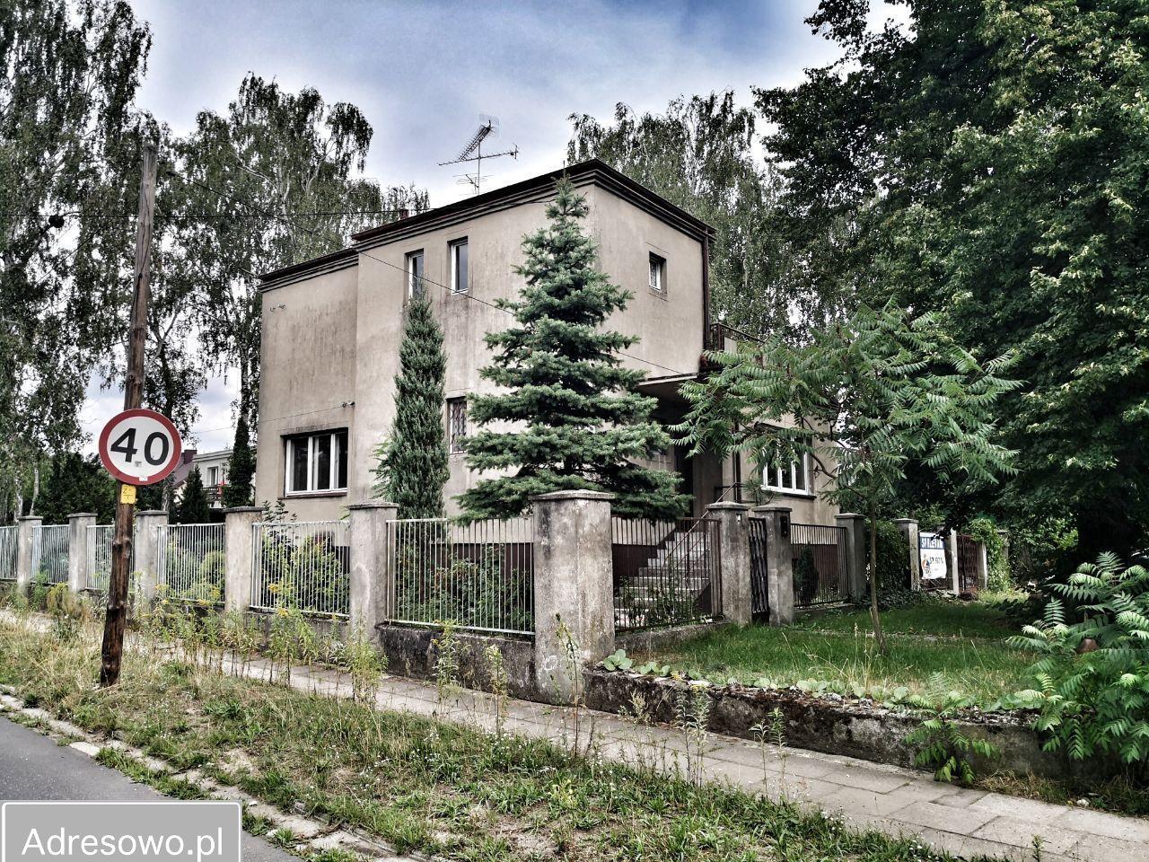 dom, 5 pokoi Łódź Ruda Pabianicka, ul. Odrzańska