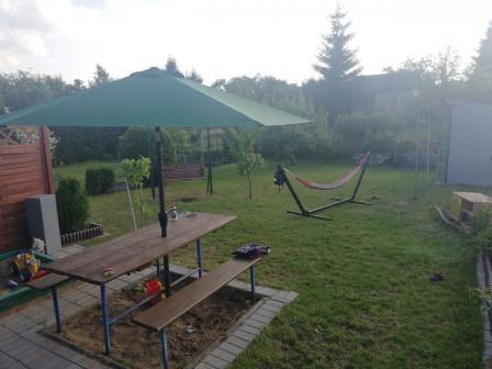 Działka rekreacyjna Mrągowo, ul. Leśna Droga