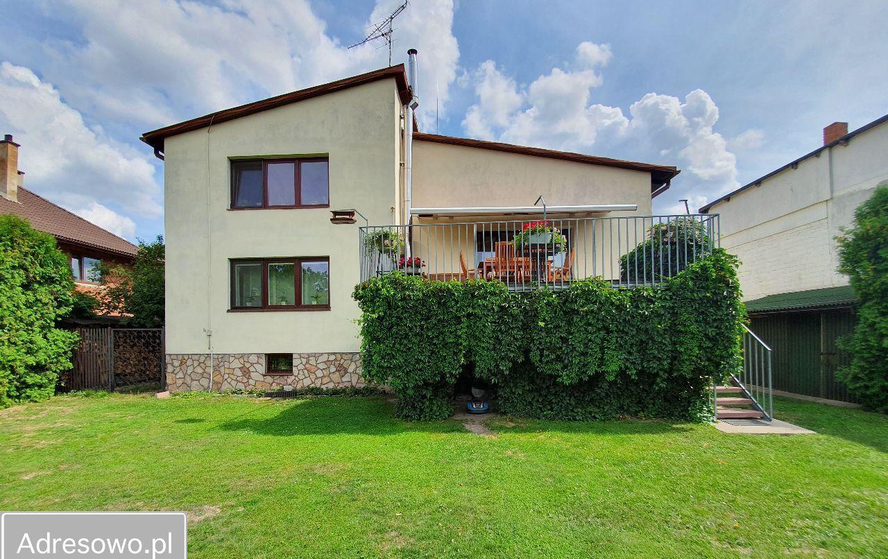 dom wolnostojący, 5 pokoi Łódź Ruda Pabianicka, ul. Zarzeczna