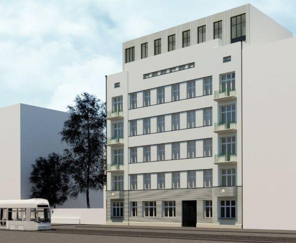Mieszkanie 1-pokojowe Łódź Śródmieście, al. Tadeusza Kościuszki