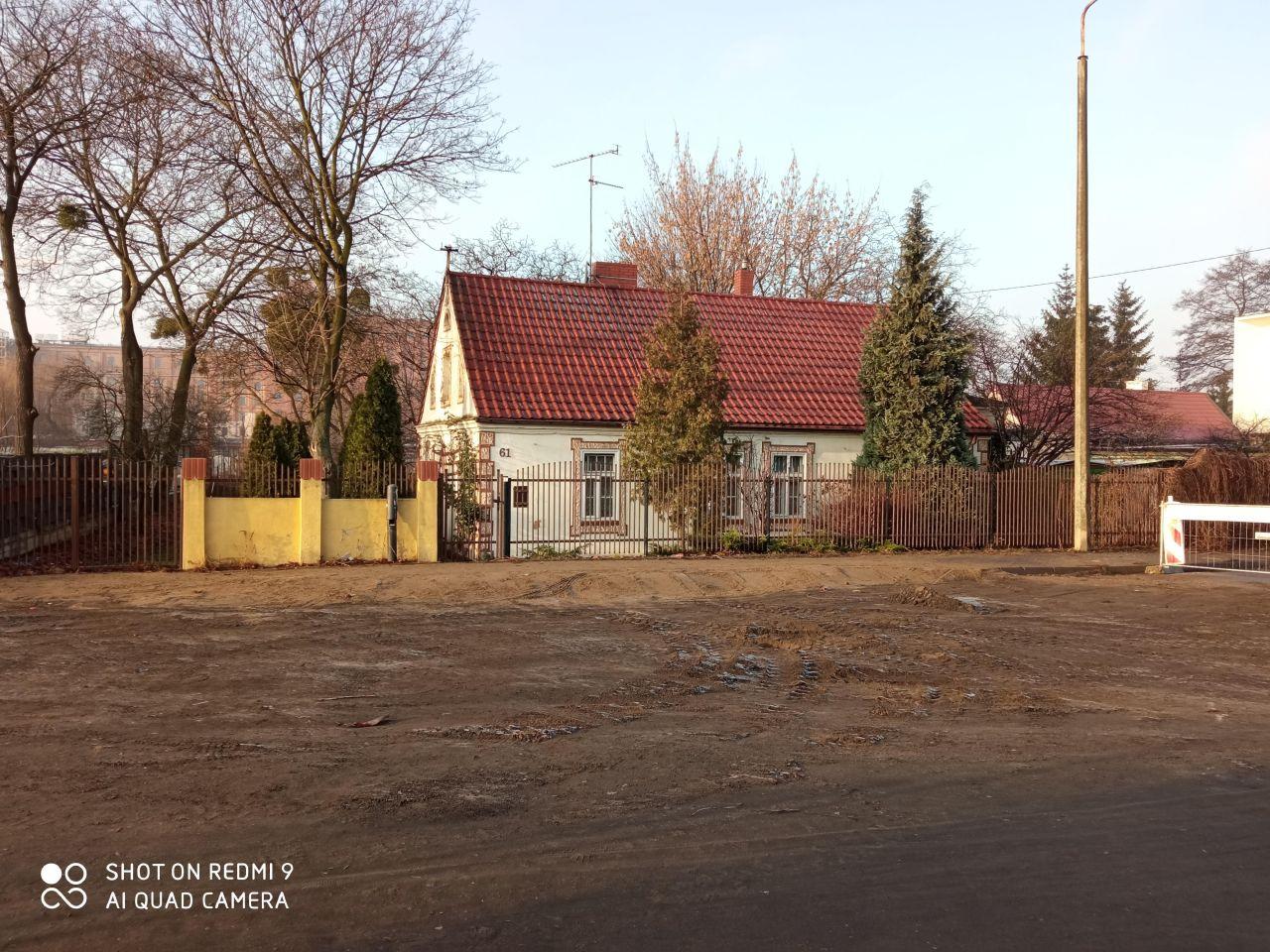 dom wolnostojący, 4 pokoje Toruń Mokre, ul. Bolesława Chrobrego